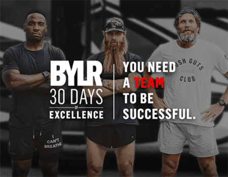 30 days of excellence