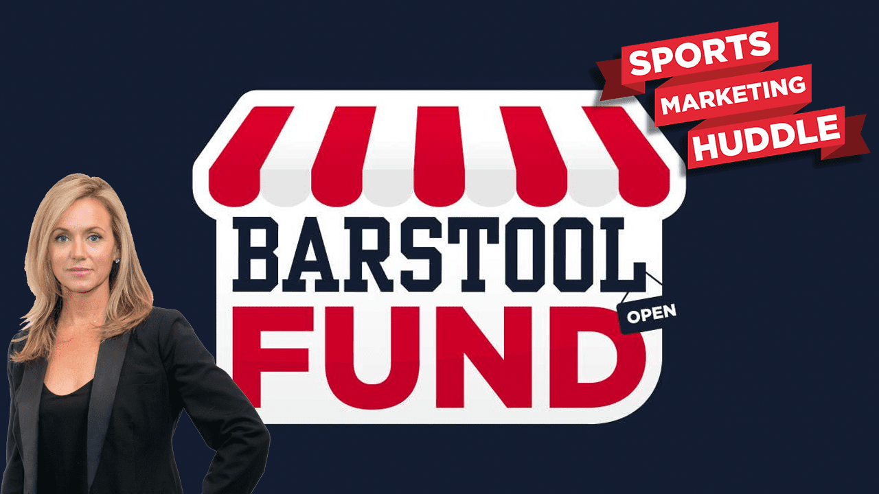 The Barstool Fund & Revenue Generation In Sports Media with Deirdre Lester