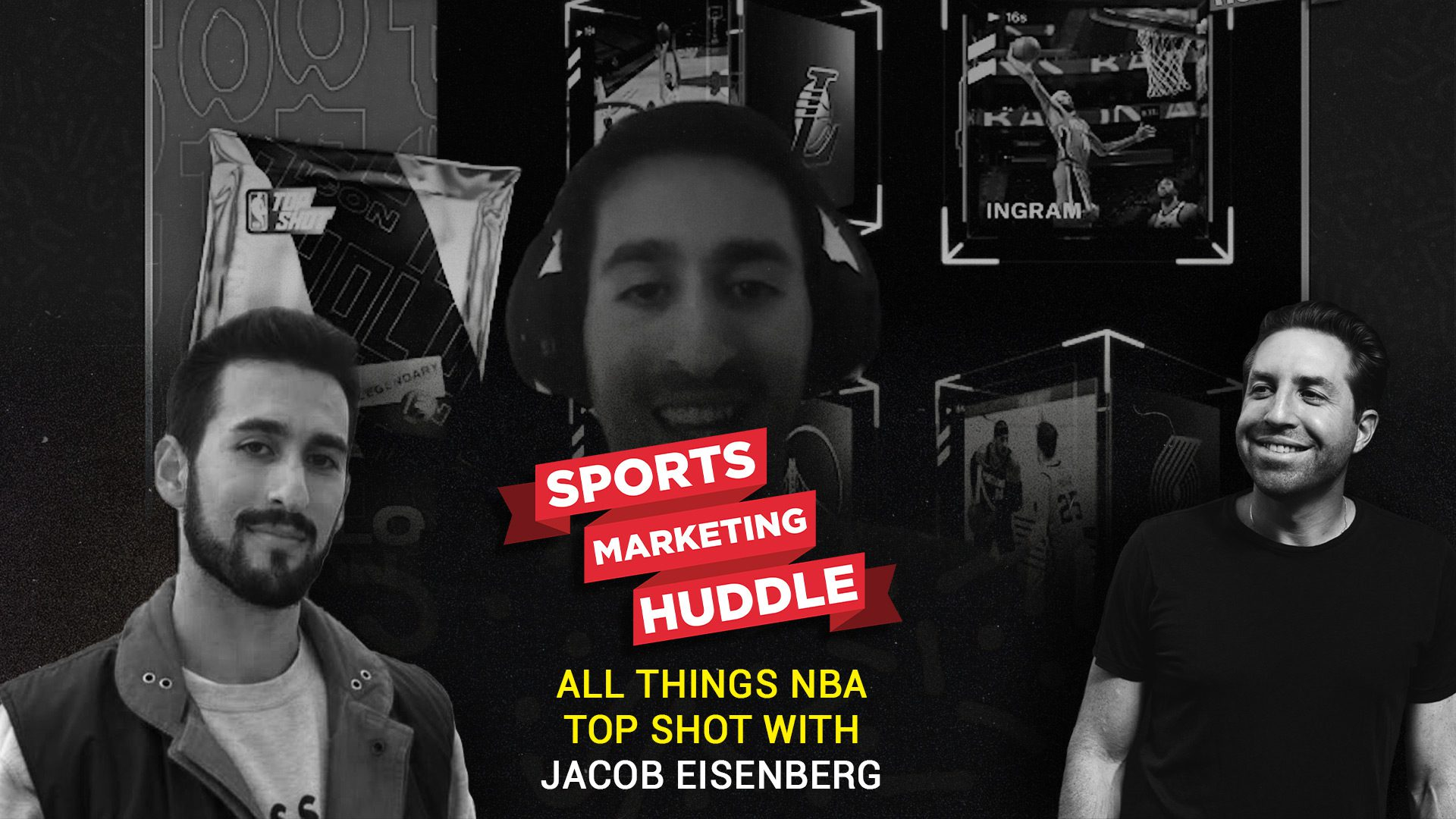 All Things NBA Top Shot with Jacob Eisenberg