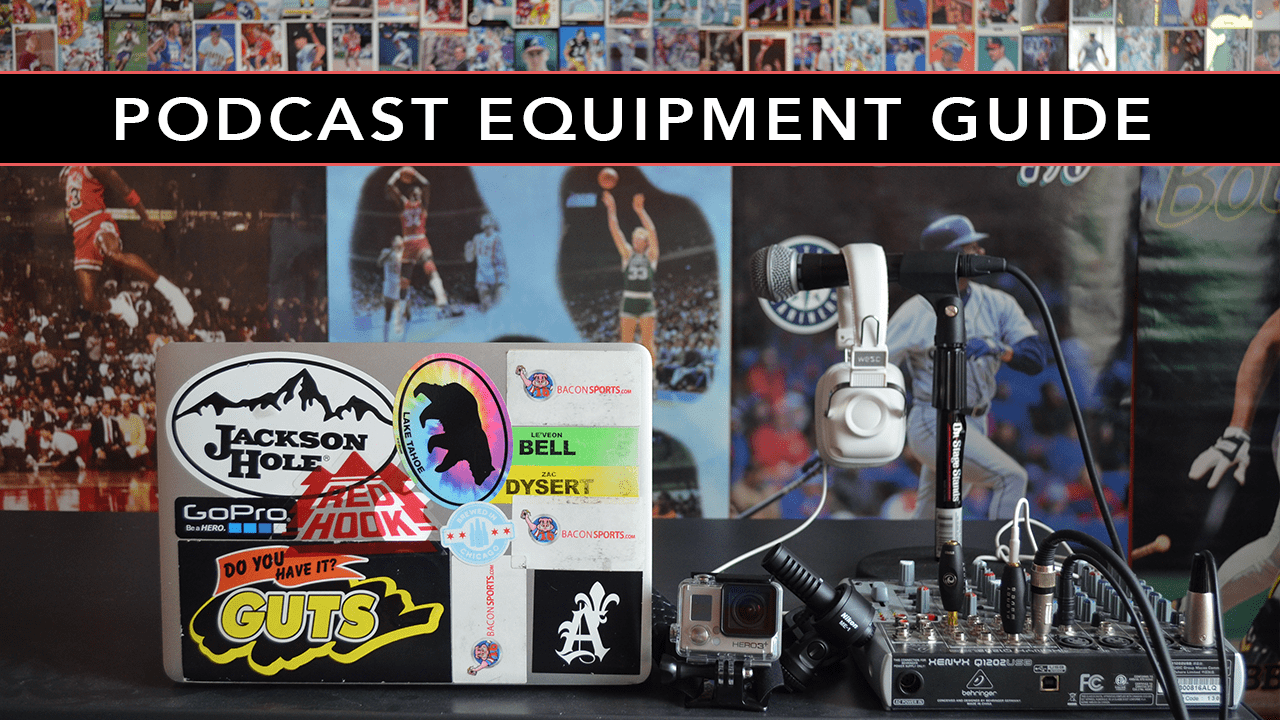 PODCAST EQUIPMENT GUIDE
