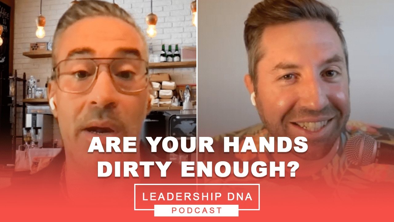 Are Your Hands Dirty Enough